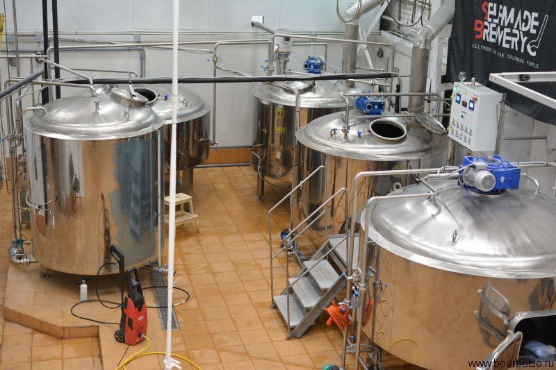 Selfmade Brewery