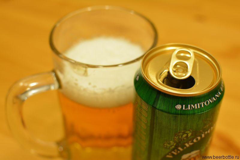 Пиво Kozel Bohaty Chmel