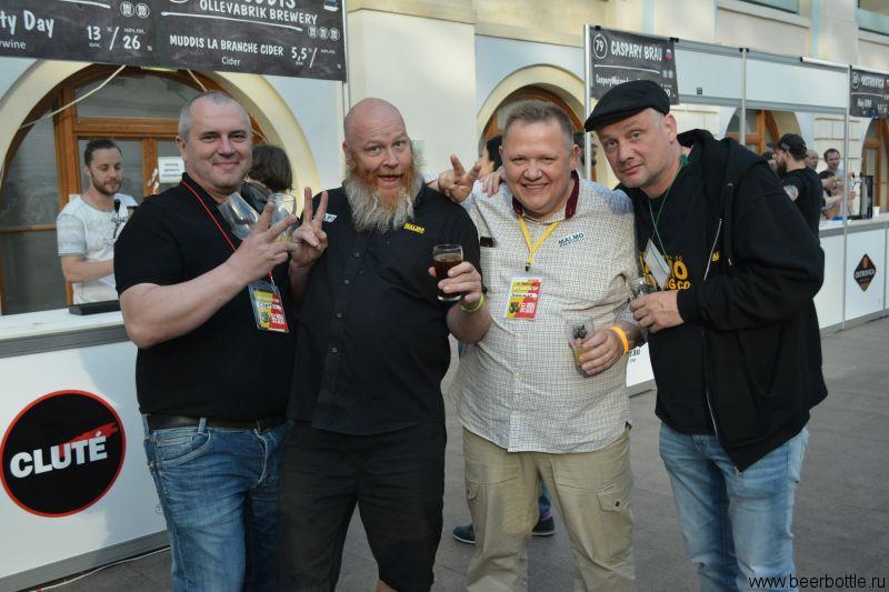 Фестиваль пива Big Craft Day 2017
