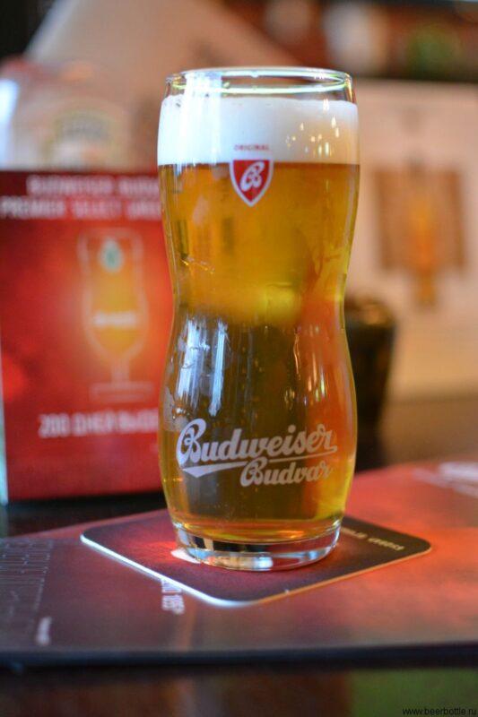 Budweiser Budvar Premier Select 2016