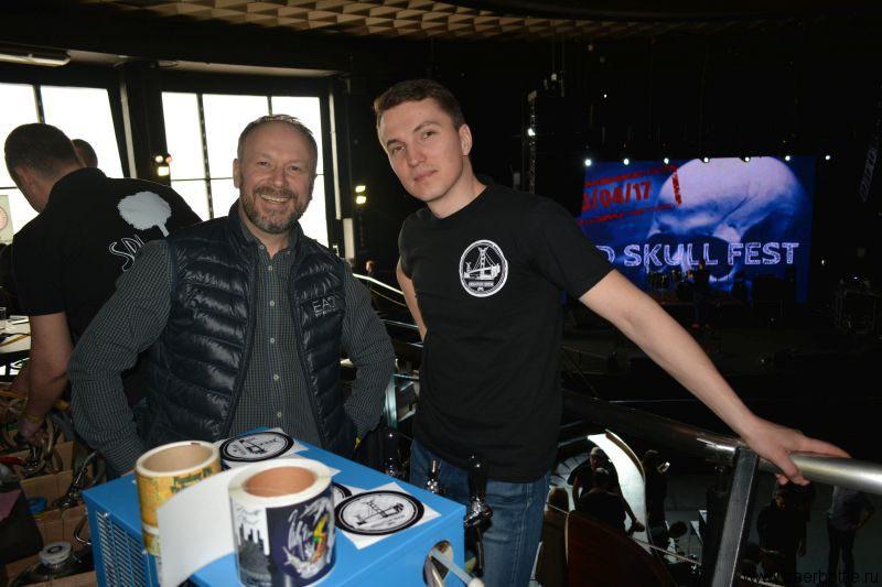Олег Татуев и Андрей Жужлов