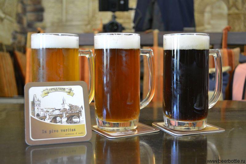 Пиво Градское