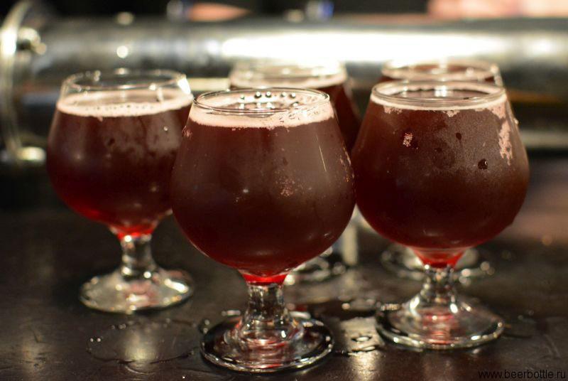 Пиво  Cheeky Cherry
