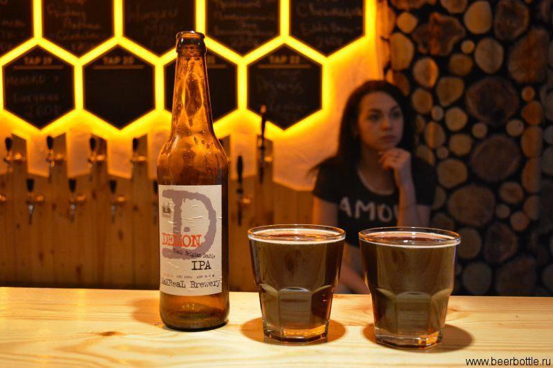Пиво Demon