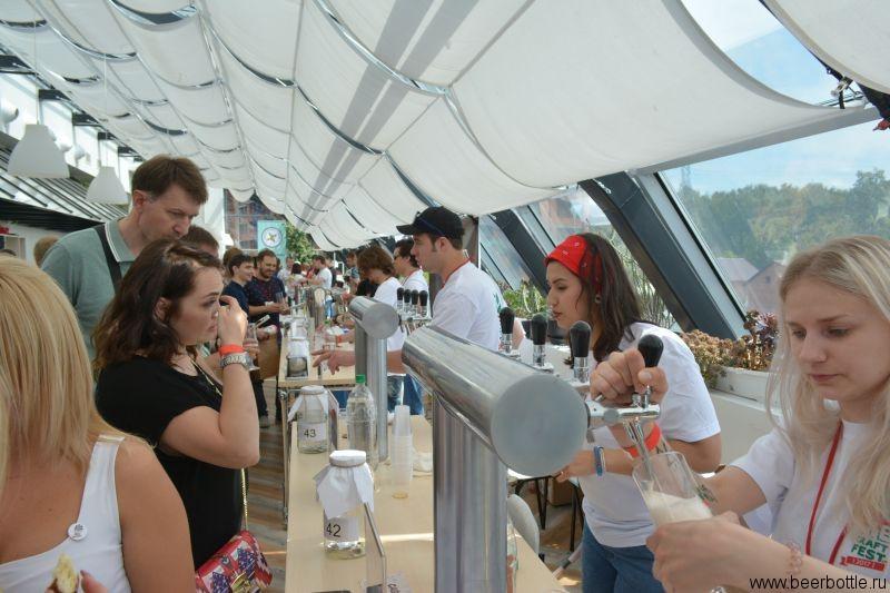 Как прошёл V Сибирский фестиваль крафта и домашнего пива