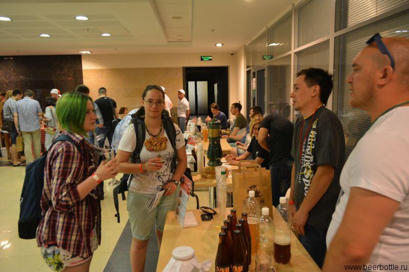 V Сибирский фестиваль крафта и домашнего пива