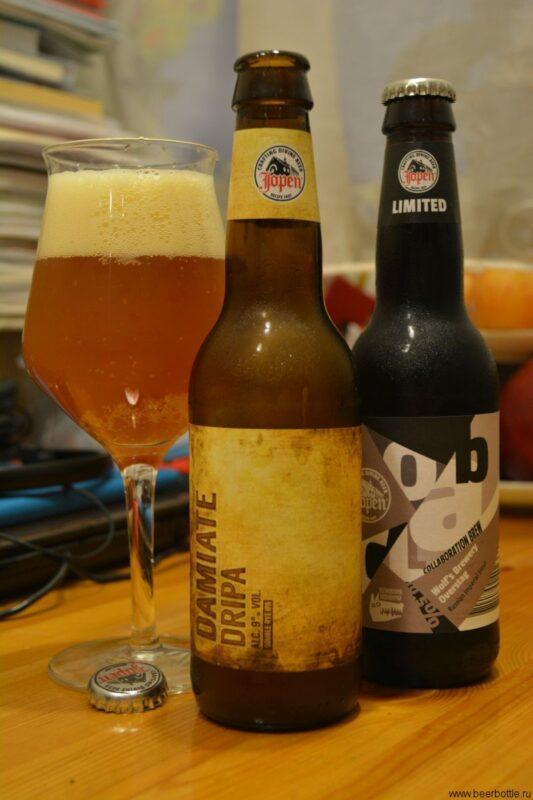 Пиво Jopen Damiate DRIPA