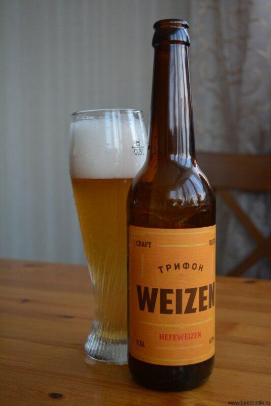 Пиво Трифон Weizen