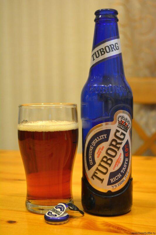 Пиво Tuborg Blue 2017