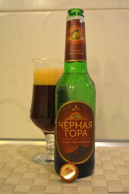Пиво Чёрная гора