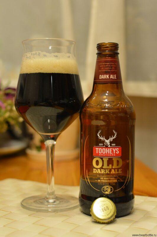 Пиво Tooheys Old
