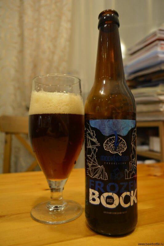 Пиво Frozen Bock