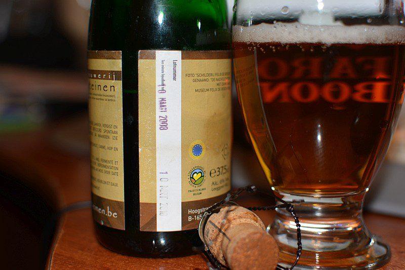 Пиво 3 Fonteinen Oude Geuze Vintage (2008)