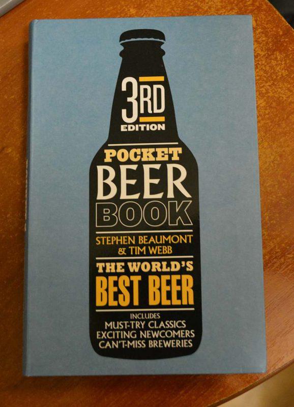 Pocket Beer Book. The World`s Best Beer.