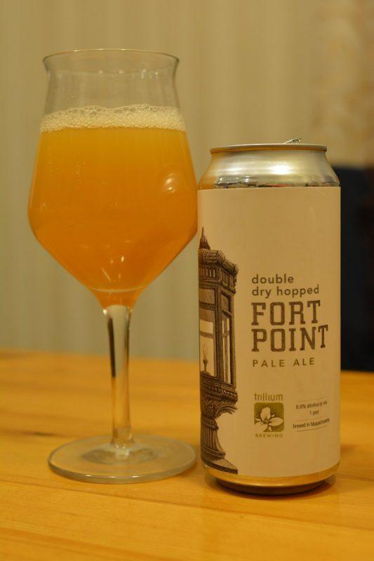 Пиво Fort Point Pale Ale