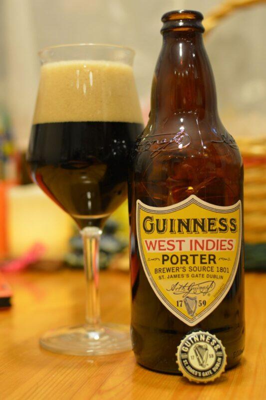 Пиво West Indies Porter