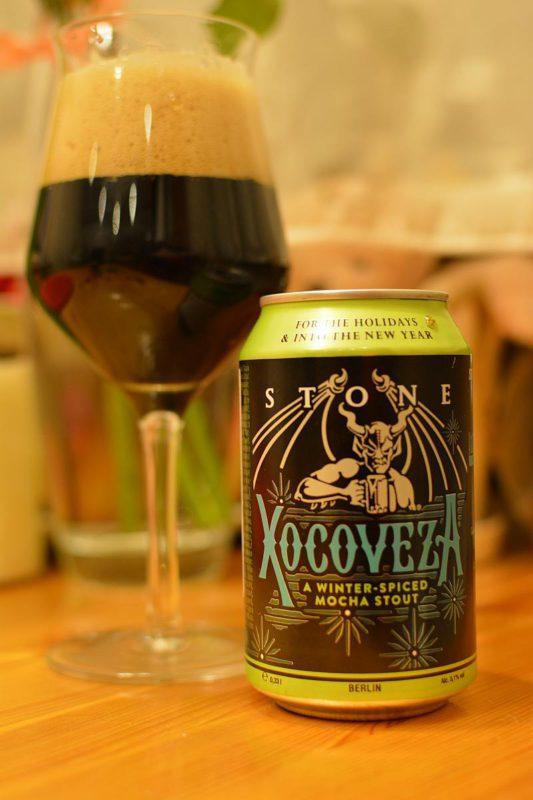 Пиво Stone Xocoveza