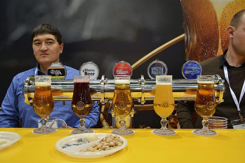 Пиво Шымкентпиво