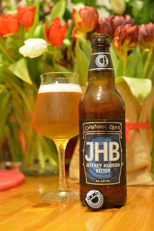 Пиво Jeffrey Hudson Bitter (JHB)