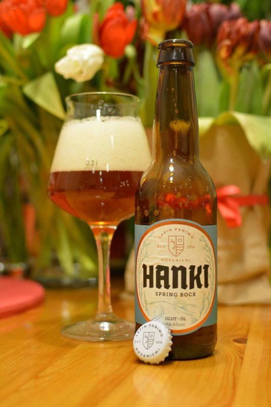 Пиво Hanki Spring Bock