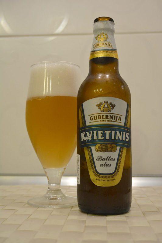 Пиво Kvietinis baltas