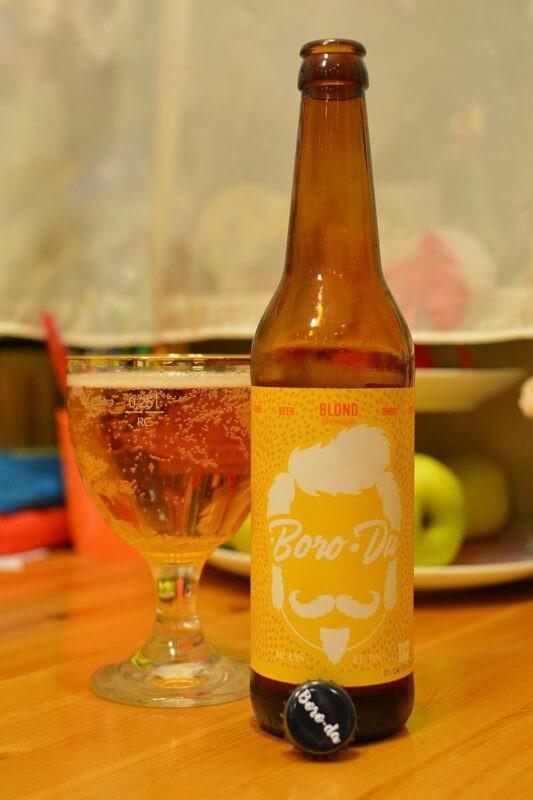 Пиво Boro-Da Blond