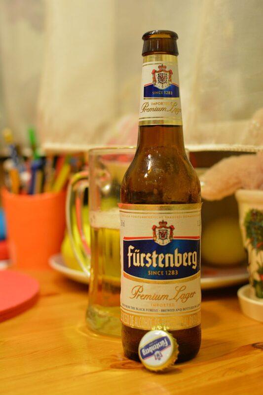 Пиво Fürstlich Fürstenberg Premium Lager