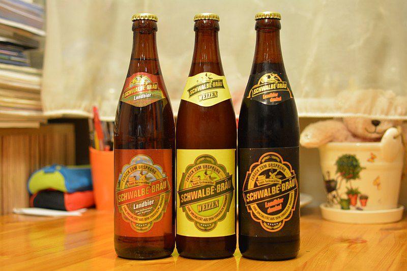Пиво Schwalbe Brau
