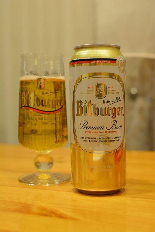 Пиво Bitburger