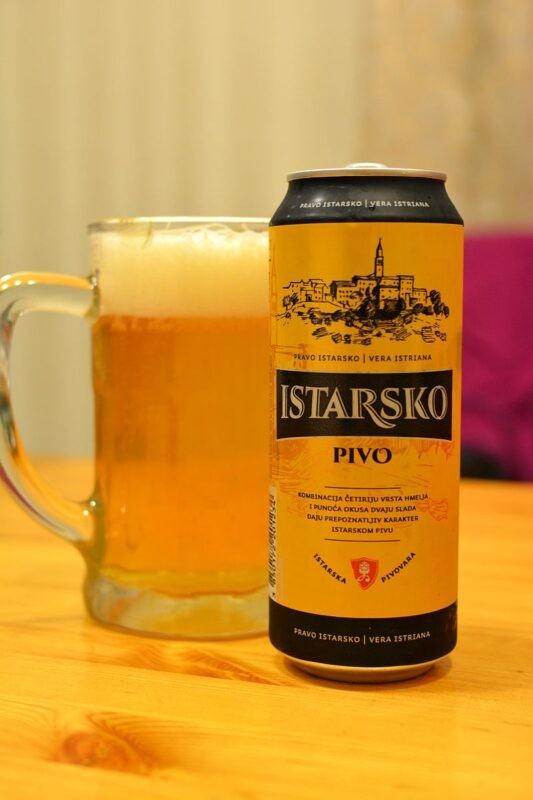 Пиво Istarsko