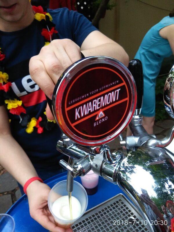Пиво Kwaremont