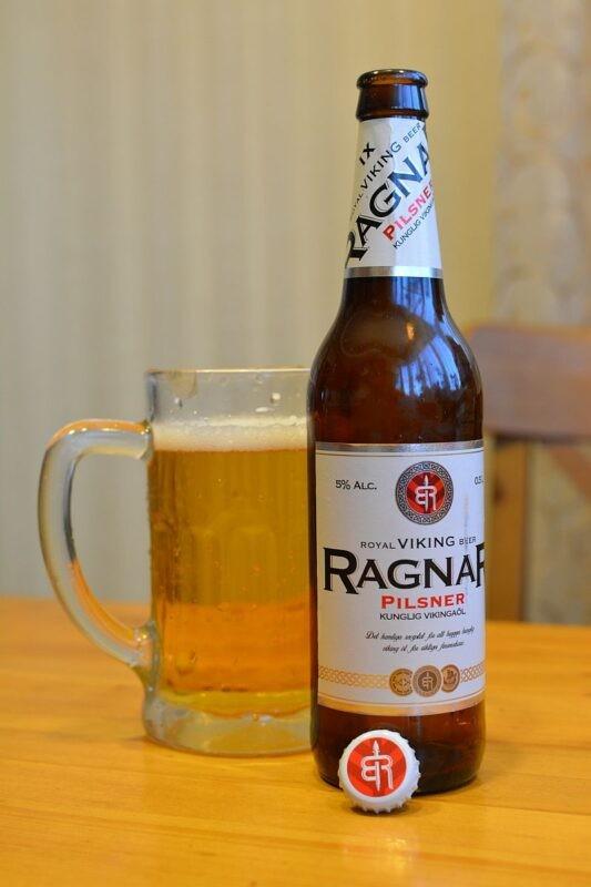 Пиво Ragnar Pilsner