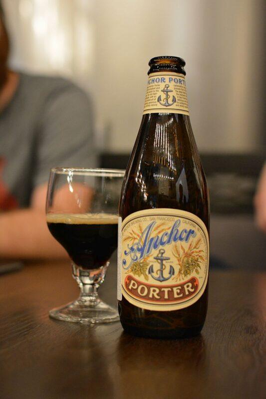 Пиво Anchor Porter
