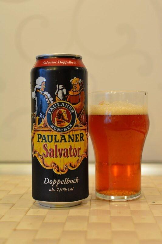 Пиво Paulaner Salvator