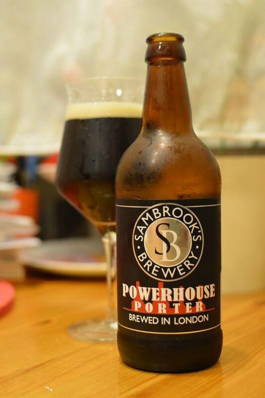 Пиво Powerhouse Porter