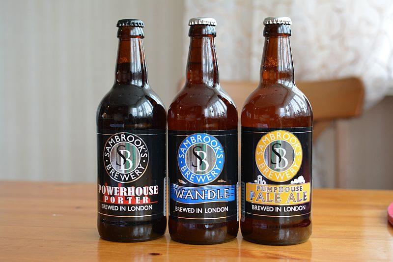 Пиво от Sambrooks