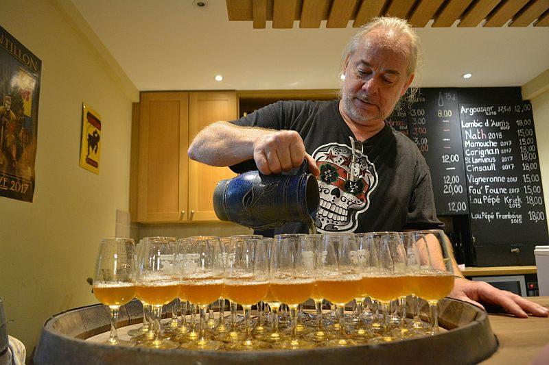 Пивоварня Cantillon