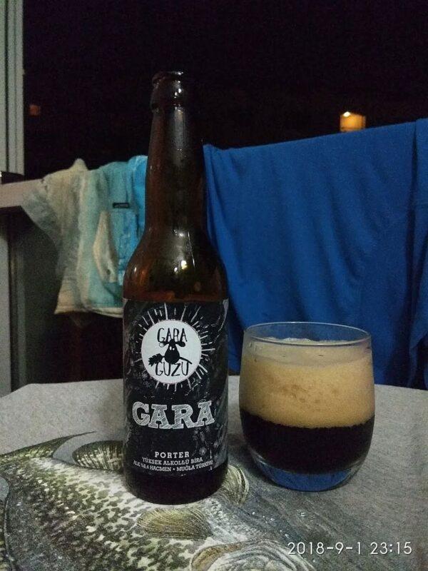 Пиво Gara Guzu Gara