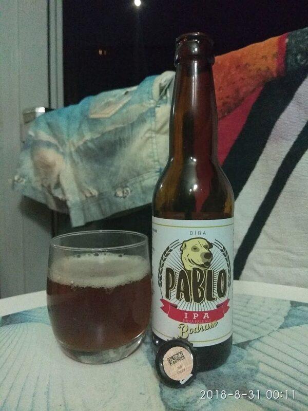 Пиво Pablo IPA