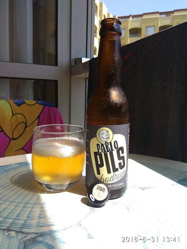 Пиво Pablo Pilsener