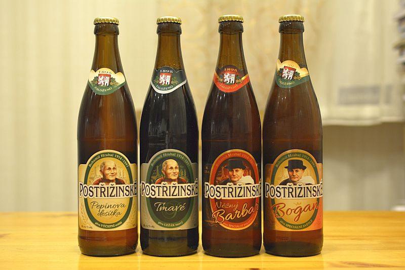 Пиво Postřižinské