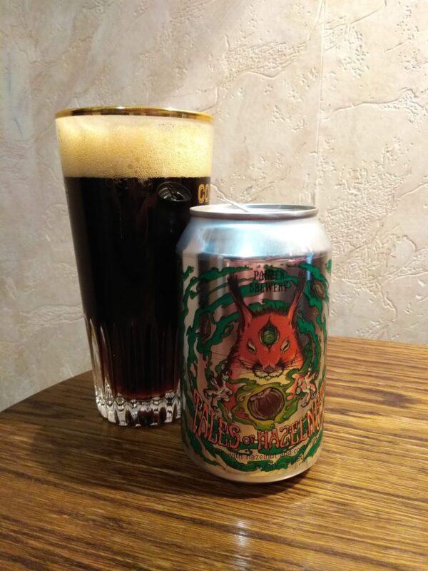 Пиво Tales of Hazelnut от Panzer Brewery