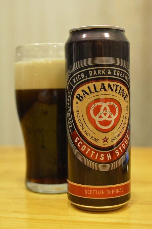 Пиво Ballantine