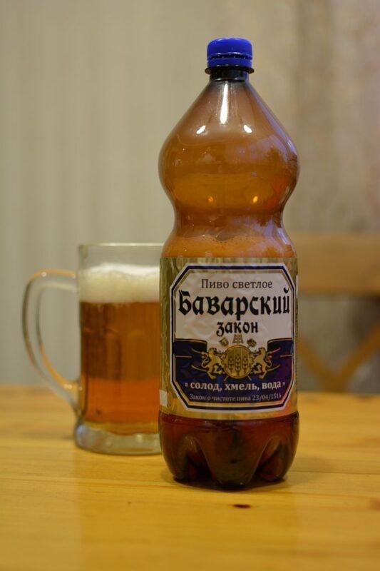 Пиво Баварский Закон