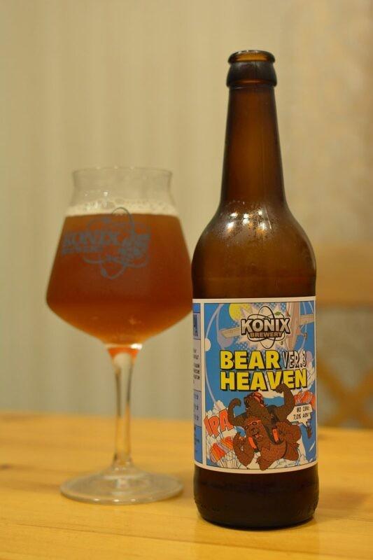 Пиво Bear Heaven Ver.3