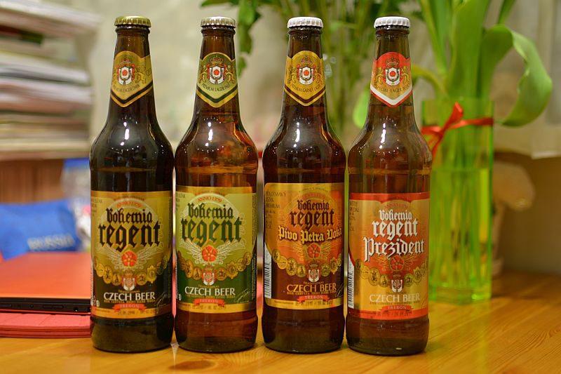 Пиво Bohemia Regent