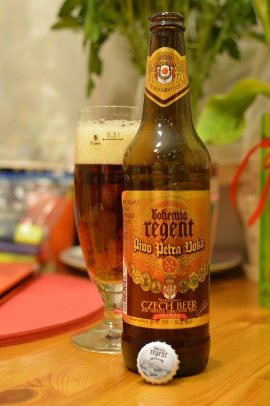 Пиво Bohemia Regent Pivo Petra Voka