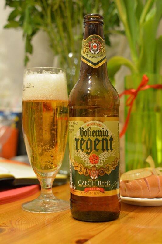 Пиво Bohemia Regent Premium světlý ležák 12