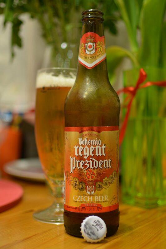 Пиво Bohemia Regent Prezident