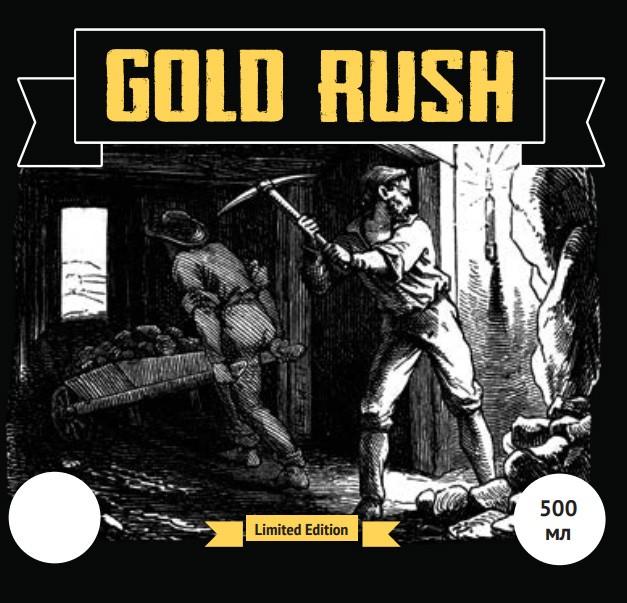 Пиво Gold Rush
